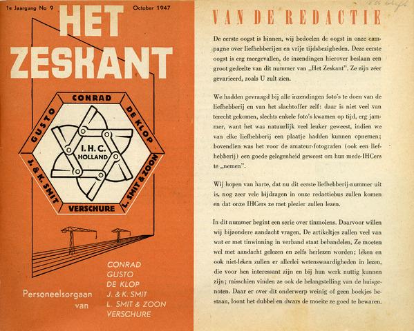 Het Zeskant 1947-10-01