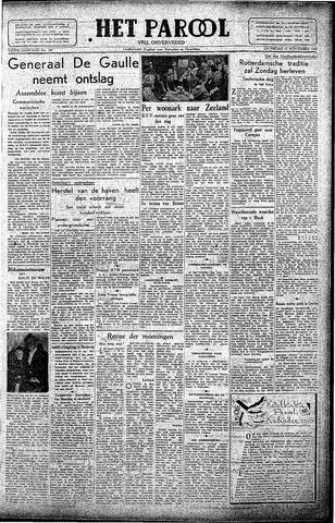 Rotterdamsch Parool / De Schiedammer 1945-11-17