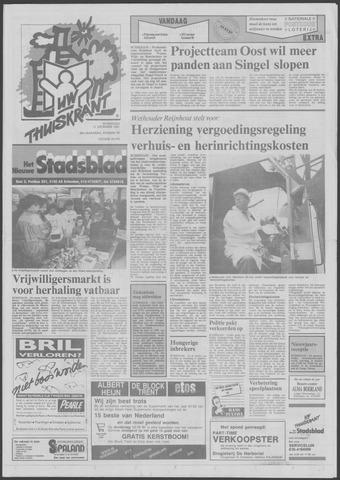Het Nieuwe Stadsblad 1991-12-11