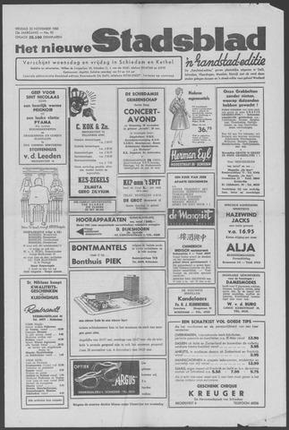 Het Nieuwe Stadsblad 1960-11-25