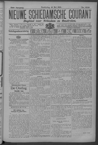 Nieuwe Schiedamsche Courant 1918-05-16