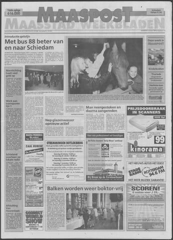 Maaspost / Maasstad / Maasstad Pers 1998-10-07