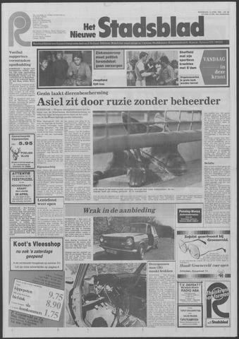 Het Nieuwe Stadsblad 1982-04-14