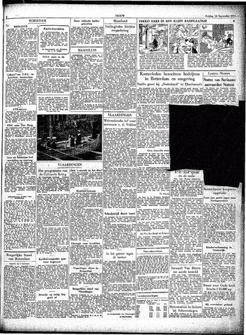 Trouw / De Rotterdammer 1954-09-10