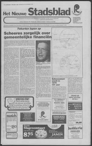 Het Nieuwe Stadsblad 1978-11-29
