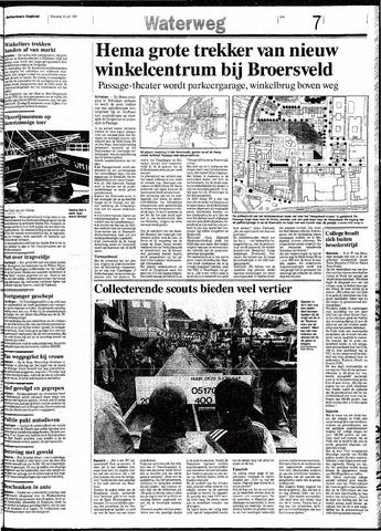 Rotterdamsch Nieuwsblad / Schiedamsche Courant / Rotterdams Dagblad / Waterweg / Algemeen Dagblad 1991-07-15