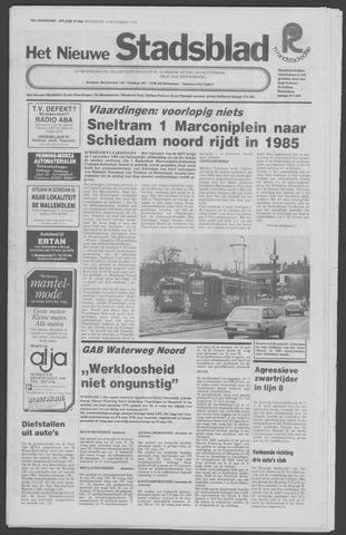 Het Nieuwe Stadsblad 1979-11-14