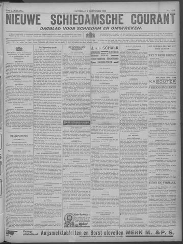 Nieuwe Schiedamsche Courant 1929-11-02