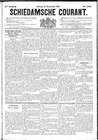 Schiedamsche Courant 1910-11-13