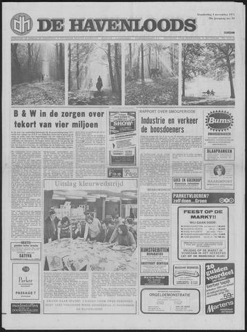 De Havenloods 1971-11-04