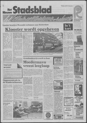 Het Nieuwe Stadsblad 1985-03-15