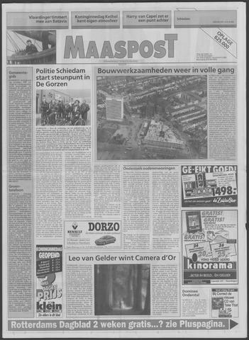 Maaspost / Maasstad / Maasstad Pers 1995-04-26