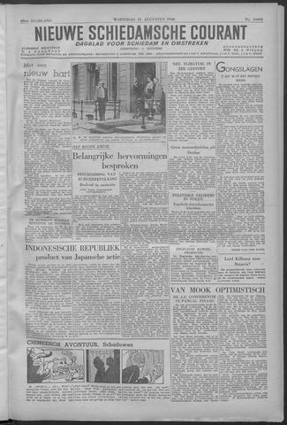 Nieuwe Schiedamsche Courant 1946-08-21