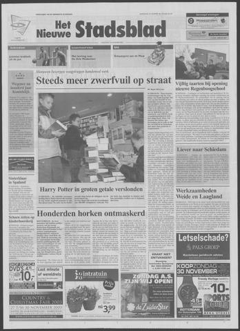 Het Nieuwe Stadsblad 2003-11-26
