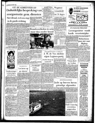 Rotterdamsch Parool / De Schiedammer 1962-05-26