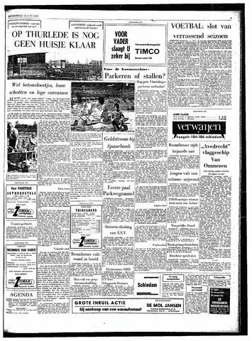 Rotterdamsch Parool / De Schiedammer 1963-06-13