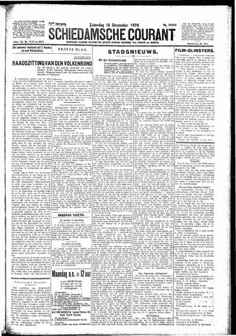 Schiedamsche Courant 1929-12-14