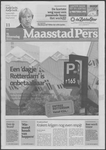 Maaspost / Maasstad / Maasstad Pers 2010-05-19