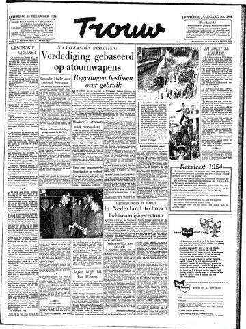 Trouw / De Rotterdammer 1954-12-18