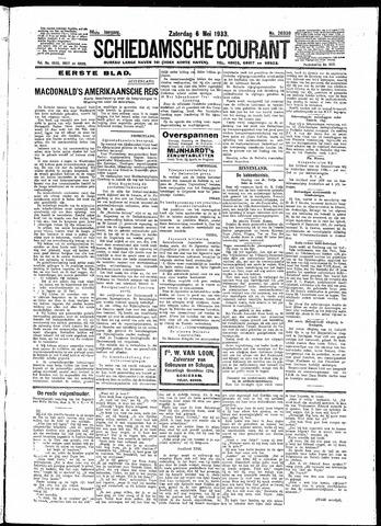 Schiedamsche Courant 1933-05-06