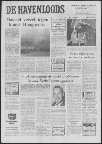 De Havenloods 1970-02-26