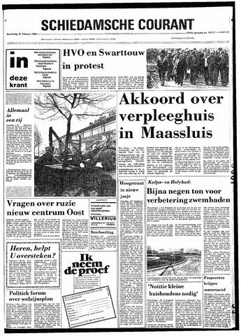 Rotterdamsch Nieuwsblad / Schiedamsche Courant / Rotterdams Dagblad / Waterweg / Algemeen Dagblad 1980-02-21