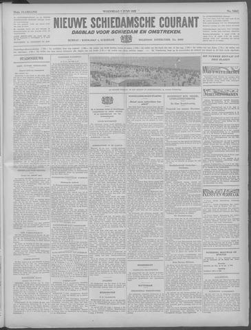 Nieuwe Schiedamsche Courant 1933-06-07