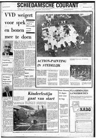 Rotterdamsch Nieuwsblad / Schiedamsche Courant / Rotterdams Dagblad / Waterweg / Algemeen Dagblad 1974-07-27