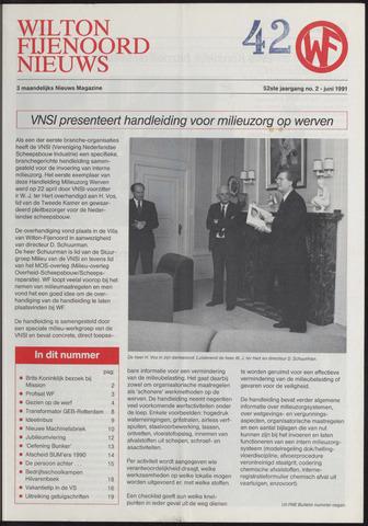Wilton Fijenoord Nieuws 1991-02-01