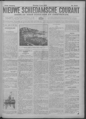 Nieuwe Schiedamsche Courant 1929-06-04