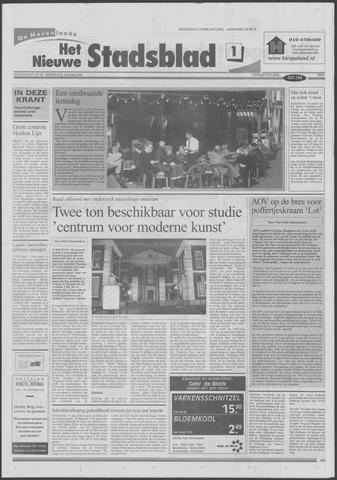 Het Nieuwe Stadsblad 2000-02-09