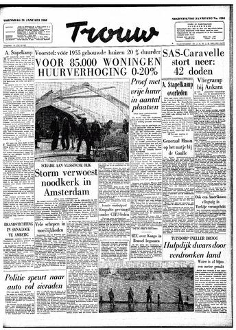 Trouw / De Rotterdammer 1960-01-20