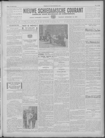 Nieuwe Schiedamsche Courant 1933-09-15