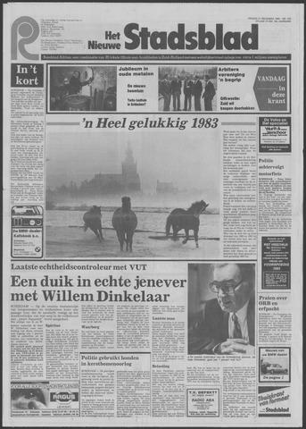 Het Nieuwe Stadsblad 1982-12-31