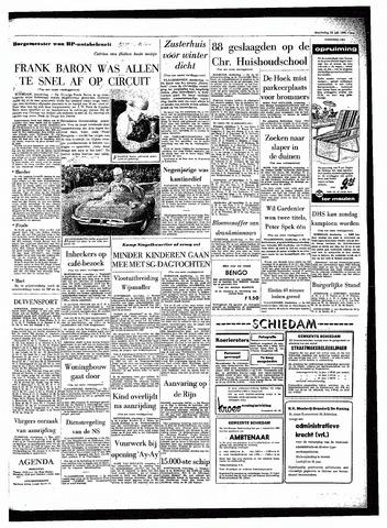 Rotterdamsch Parool / De Schiedammer 1964-07-16