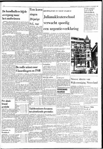 Rotterdamsch Nieuwsblad / Schiedamsche Courant / Rotterdams Dagblad / Waterweg / Algemeen Dagblad 1968-11-05