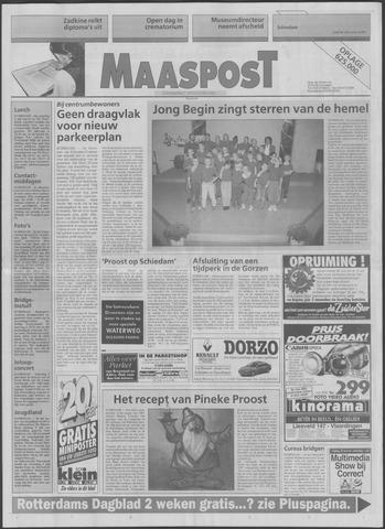 Maaspost / Maasstad / Maasstad Pers 1995-06-28