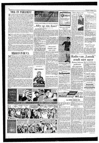Rotterdamsch Parool / De Schiedammer 1959-01-06