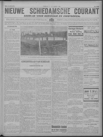 Nieuwe Schiedamsche Courant 1929-12-13