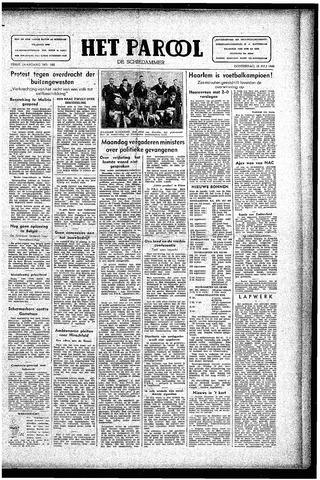 Rotterdamsch Parool / De Schiedammer 1946-07-18