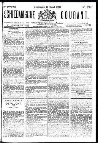 Schiedamsche Courant 1898-03-10
