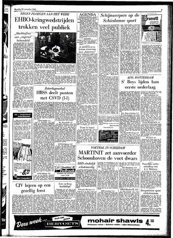 Rotterdamsch Parool / De Schiedammer 1961-11-20