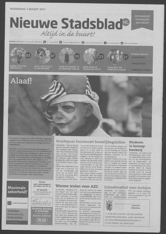 Het Nieuwe Stadsblad 2017-03-01