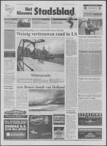 Het Nieuwe Stadsblad 2004-03-03