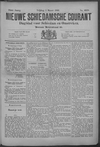 Nieuwe Schiedamsche Courant 1901-03-01
