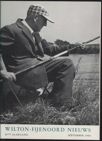 Wilton Fijenoord Nieuws 1966-09-01