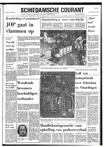 Rotterdamsch Nieuwsblad / Schiedamsche Courant / Rotterdams Dagblad / Waterweg / Algemeen Dagblad 1974-01-07