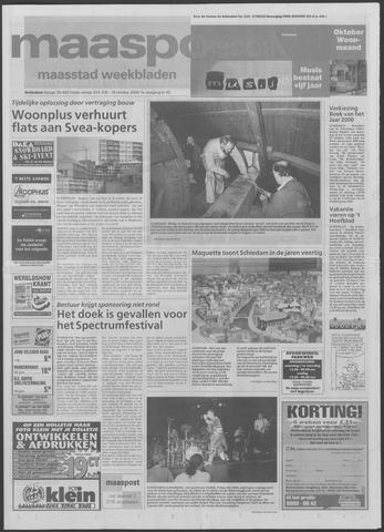 Maaspost / Maasstad / Maasstad Pers 2000-10-18