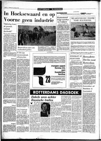 Rotterdamsch Parool / De Schiedammer 1970-09-15