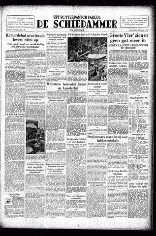Rotterdamsch Parool / De Schiedammer 1947-04-24